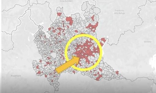 Zona arancione rafforzata nel Bresciano, Fontana firma l'ordinanza. Ecco cosa prevede
