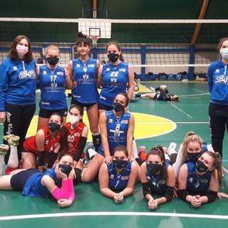 Coppa Italia 3° Divisione femminile: Stars Volley Mortara cala il poker
