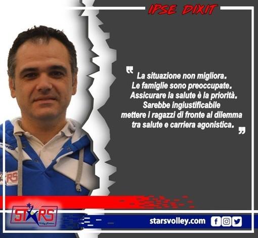 Stars Volley Mortara, sospende le attività fino al 5 aprile