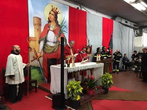 - FOTONOTIZIA - Pavia: festeggiata la ricorrenza di Santa Barbara