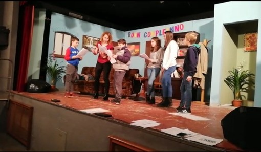 Tromello: nuovo laboratorio di teatro per ragazzi
