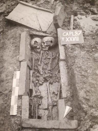 La necropoli romana dell'Area Pleba di Casteggio