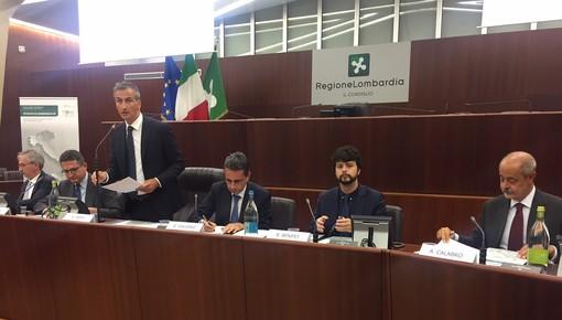 Lombardia, a Palazzo Pirelli i lavori del Tavolo per la Competitività