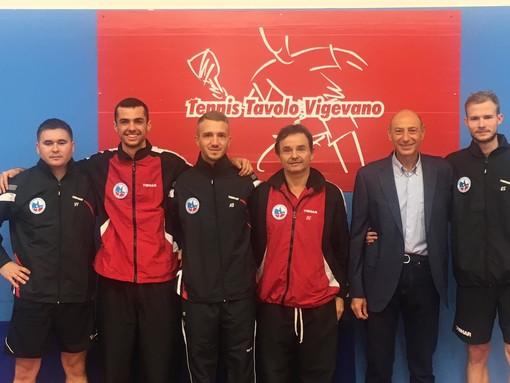 Tennistavolo serie A1, la Cipolla Rossa di Breme lotta ma si arrende ai campioni d'Italia di Messina