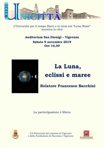 """Vigevano: Unitre promuove il ciclo di conferenze """"Unicittà"""""""