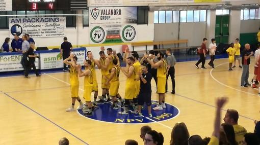 Basket C Gold, Vigevano vince la prima battaglia contro Milano3: 73-67