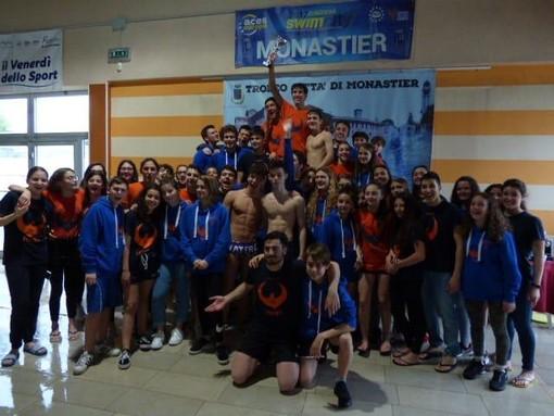 Nuoto, Vigevano chiude al primo posto il IV Trofeo Città di Monastier