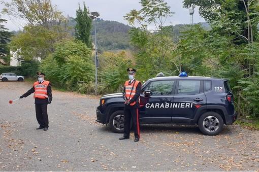 """Salice Terme: continuano i controlli dei carabinieri sulla """"movida"""". Chiuso 5 giorni un esercizio ambulante per violazioni misure anti Covid-19"""