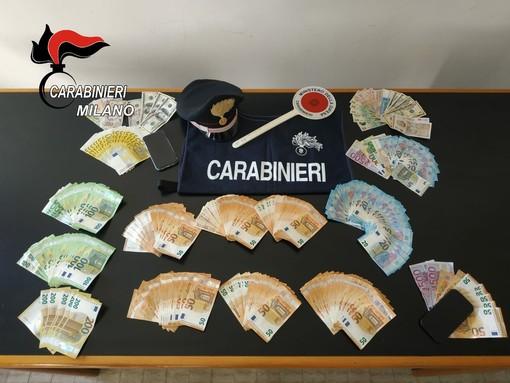 Abbiategrasso, blitz dei carabinieri arrestati 4 ladri professionisti
