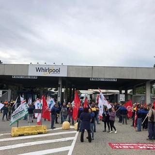 Proseguono le proteste alla Whirlpool di Cassinetta: proclamato uno sciopero il 19 febbraio