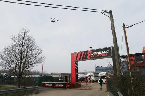 Ottobiano: cade sulla pista da motocross, gravemente ferito un 17enne