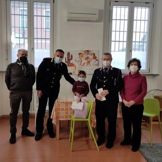 Il risarcimento ai vigili urbani di Garlasco diventa un aiuto per i bambini colpiti da malattie oncoematologiche