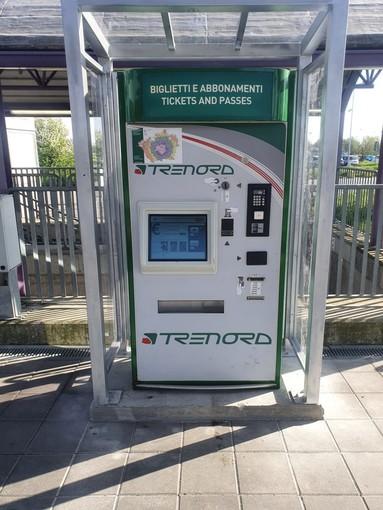 Da Trenord (finalmente) buone notizie: nuova biglietteria automatica alla stazione di Albairate