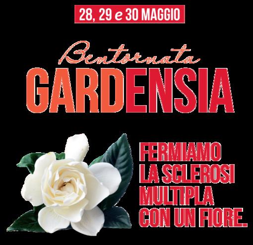 In occasione della Giornata Mondiale della Sclerosi Multipla Il 30 maggio bentornata Gardensia. Fermiamo la sclerosi multipla con un fiore