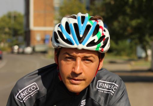 SEA Vision Group sostiene l'atleta pavese Alessandro Carvani Minetti