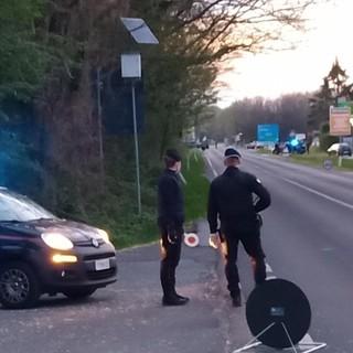 Lomellina: controlli anti-Covid sulle strade del territorio, sanzionate 6 persone