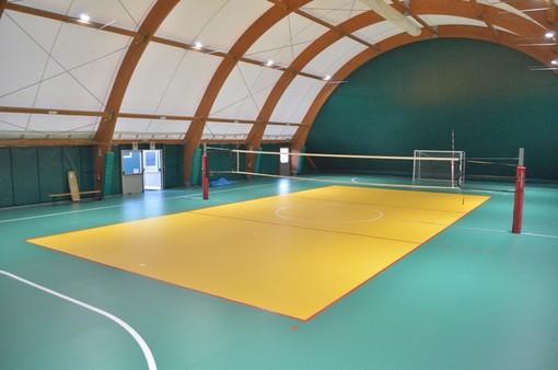 Stars Volley Mortara, pronto il nuovo campo da gioco alla tensostruttura di Albonese