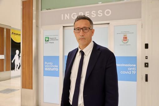 Il dottor Marco Paternoster è il nuovo direttore generale di Asst Pavia