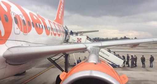 EasyJet interrompe (da oggi) tutti i voli