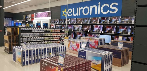 Nova Euronics rileva quattro negozi ex Galimberti di Milano e Lombardia