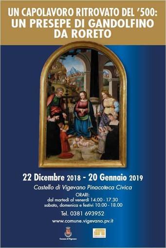 Tutti gli appuntamenti e manifestazioni da lunedì 7 a domenica 13 gennaio 2019 a Vigevano e Lomellina