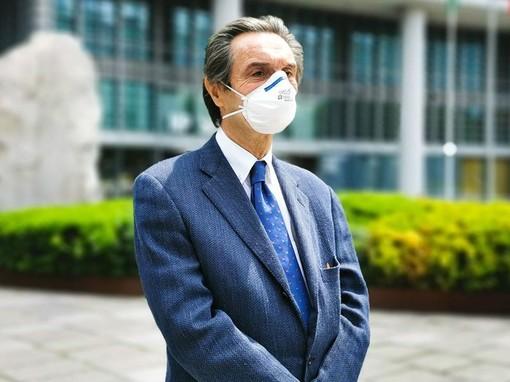 Lombardia, mascherine ancora obbligatorie fino al 10 settembre