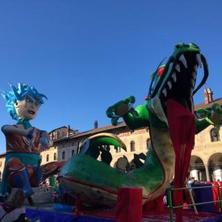 Vigevano: stop al Carnevale in piazza Ducale