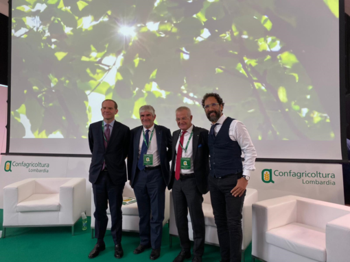 """Inaugurazione nuova sede Confagricoltura Lombardia, Invernizzi (FI): """"Regione Lombardia è esempio italiano per agricoltura e sostenibilità»"""