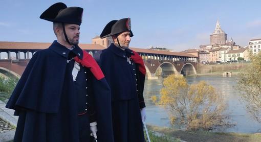Pavia: i carabinieri pattuglieranno a piedi le vie del centro storico durante le festività natalizie