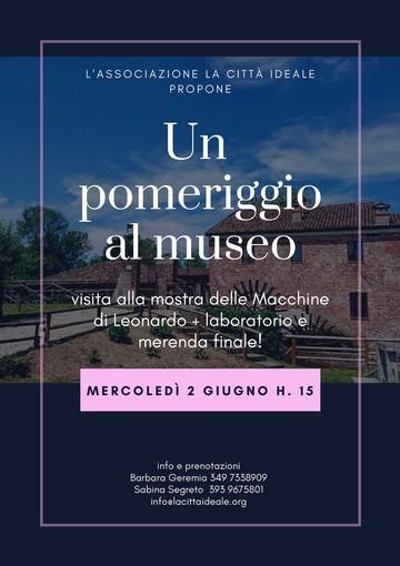 Vigevano: visita guidata alle macchine di Leonardo al Mulino di Mora Bassa