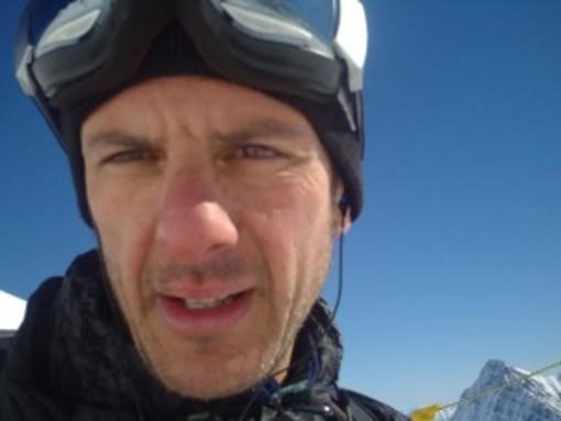 Luca Colli Tibaldi, alpinista estremo e sognatore si racconta: lo scorso maggio ha conquistato l'Everest