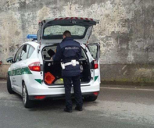 Boffalora sopra Ticino: primo sequestro di un'auto senza assicurazione nel 2019 per la Polizia locale