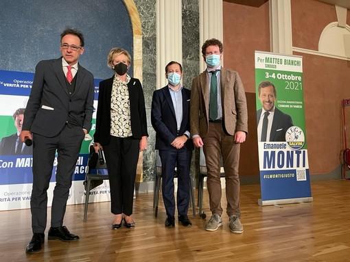 Letizia Moratti presenta la riforma sanitaria: «Maggior assistenza domiciliare e continuità assistenziale»