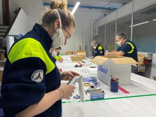 Foroni (Regione): 'Prime 300mila mascherine da lunedì'