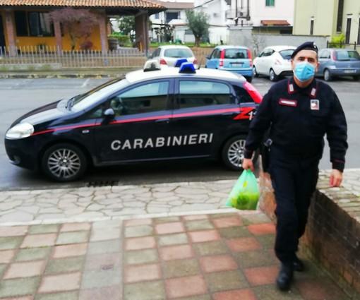 Pavese: i Carabinieri consegnano i medicinali a una persona bisognosa di assistenza