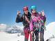 Antonino Matarazzo con la scalatrice Veruska Besozzi (volto noto su Rai e Mediaset)
