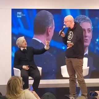 """70° Festival di Sanremo: Morgan show in replica a Bugo: """"Sono stato vittima di mobbing"""""""