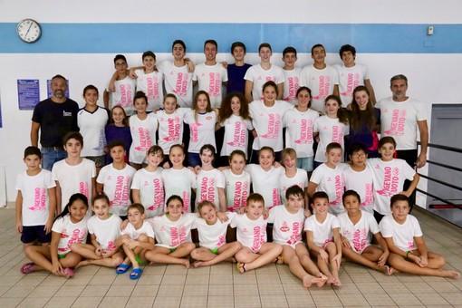 Vigevano Nuoto, le 8 medaglie conquistate valgono il secondo posto finale al 7° Trofeo Città di Vigevano