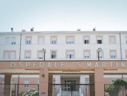 Mede, zona rossa: centro territoriale Covid-19 all'ospedale San Martino