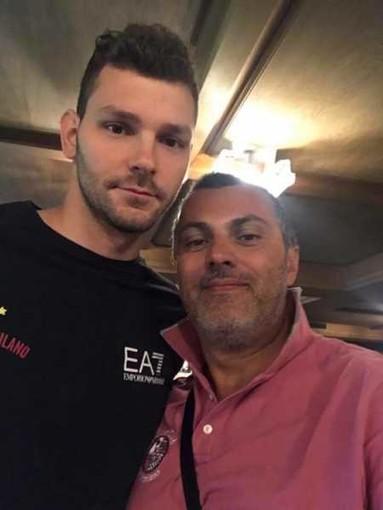 Gianluca Pozzi da Abbiategrasso, il 'sesto uomo' dell'Olimpia Milano