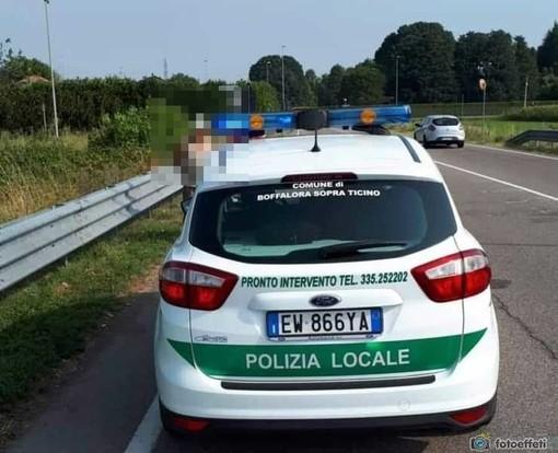 Boffalora sopra Ticino, controlli Polizia locale: sei denunciati, dai ciclisti al pescatore