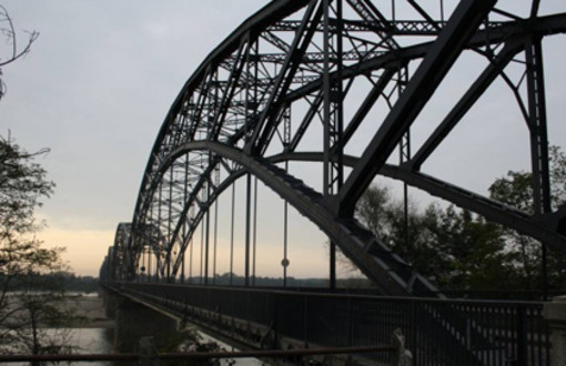 Alle 20 di oggi (lunedì 1 aprile) riaprirà il ponte della Gerola