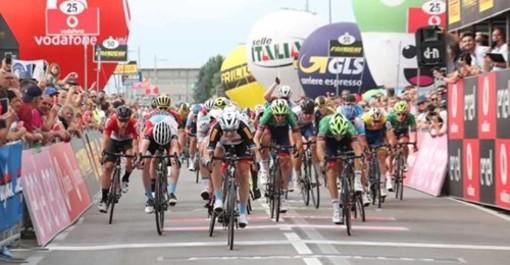 Ciclismo: il 28 maggio il Giro d'Italia passa da Trecate