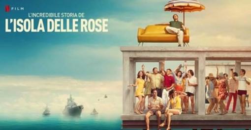 Alberto Astorri da Boffalora, protagonista nell'Isola delle Rose con Elio Germano su Netflix