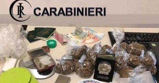 Pedinato da Novara a Milano, i carabinieri arrestano albanese 36enne con 1 chilo di eroina