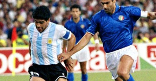 Maradona, l'ultima intervista a France Football per i 60 anni