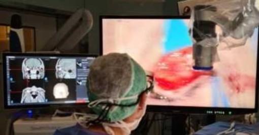 Intervento da record di Chirurgia maxillo facciale all'ospedale di Legnano