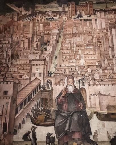 """Tour """"Pavia crocevia dei cammini d'Europa"""""""
