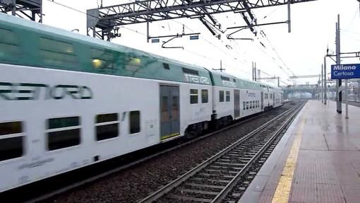 Treni, la Milano-Mortara passa all'87% di puntualità. La Regione: 'Servizio in costante miglioramento'