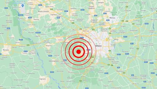 Scossa di terremoto (3.0) nella notte tra Carpignano e Lodi